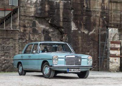 Old Mercedes