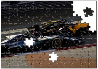 Valtteri Bottas Mercedes Bahrain