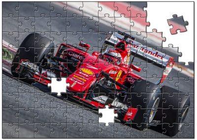 F1 Raikkonen Ferrari