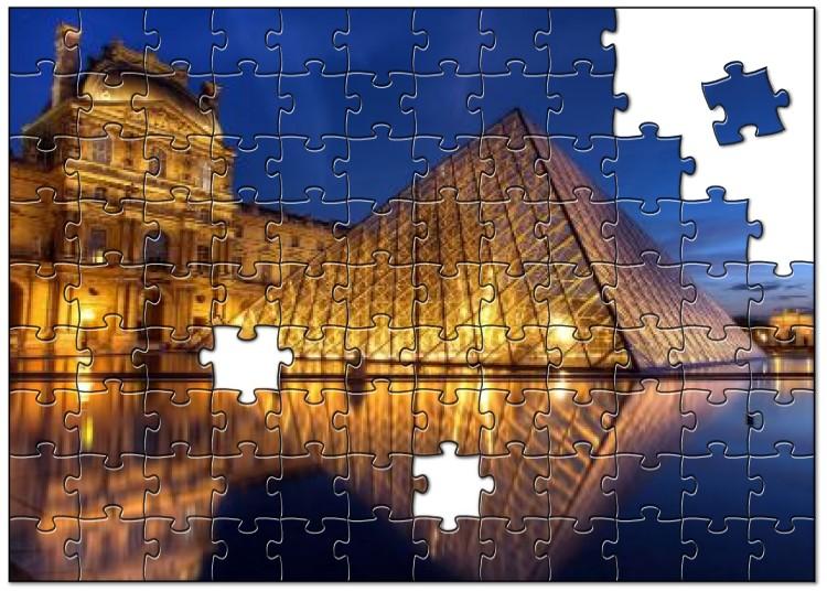 Het Louvre Parijs