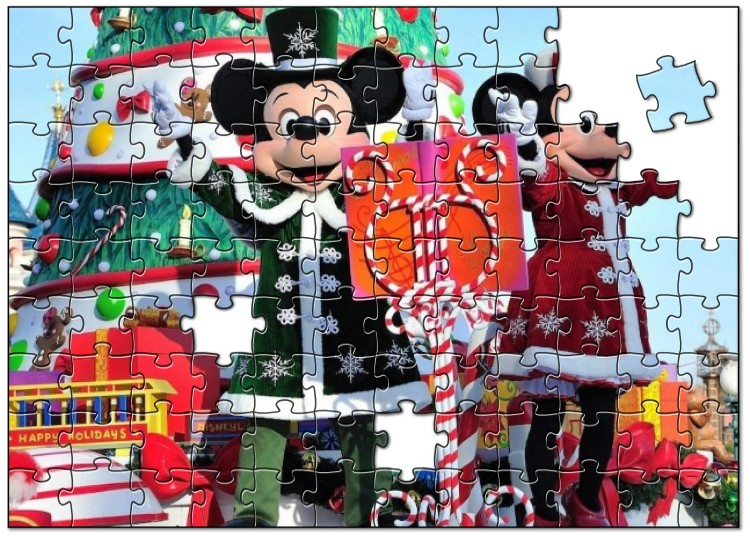 Holidays at Disney Paris