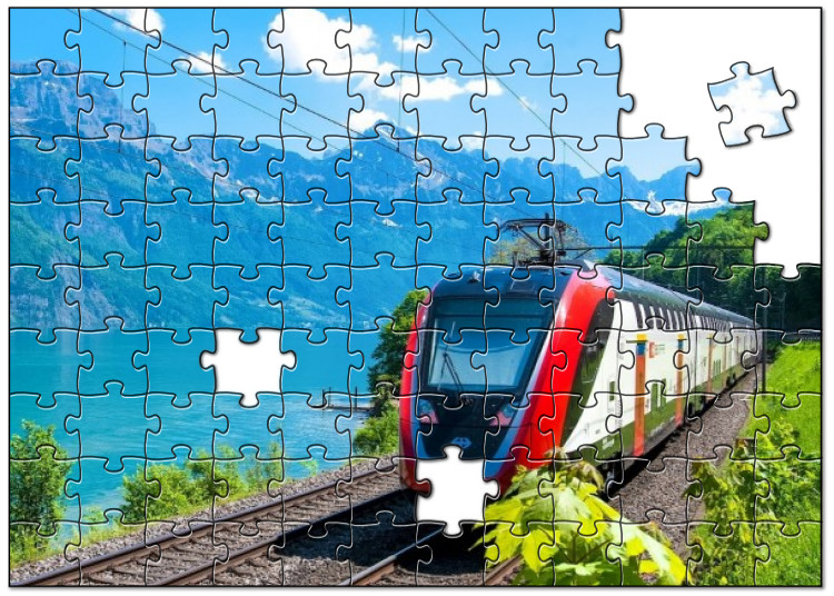 Train Switzerland