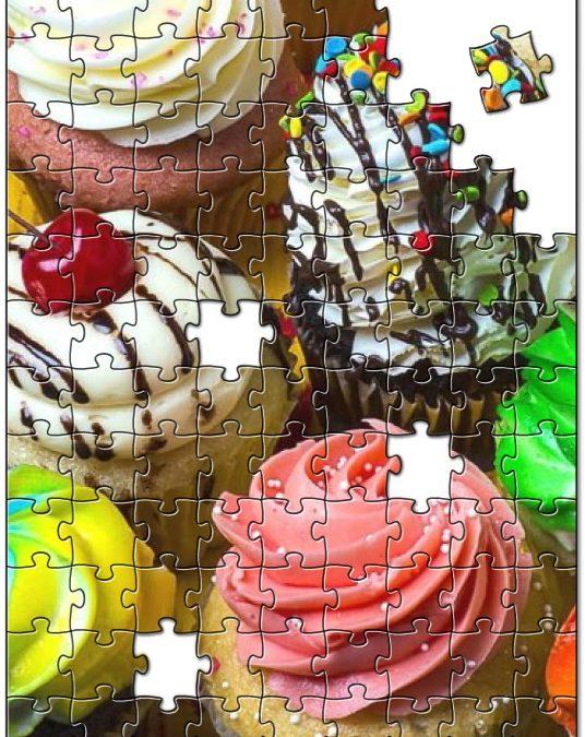 Prachtig versierde cupcakes