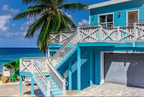 Prachtig huis aan zee