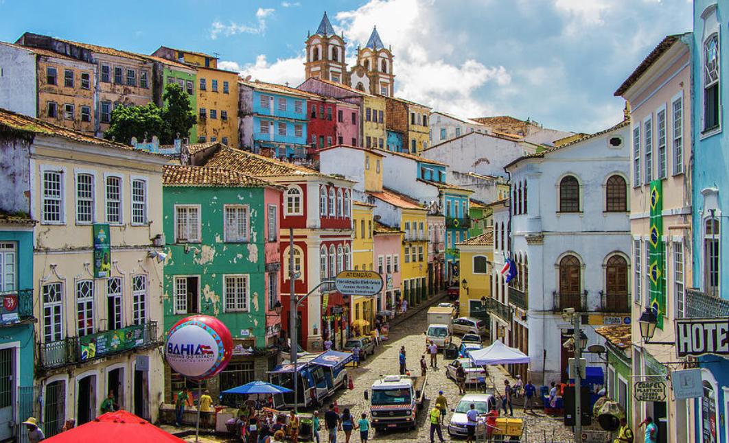 Pelourinho, Salvador Bahia