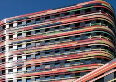 BSU Building Hamburg